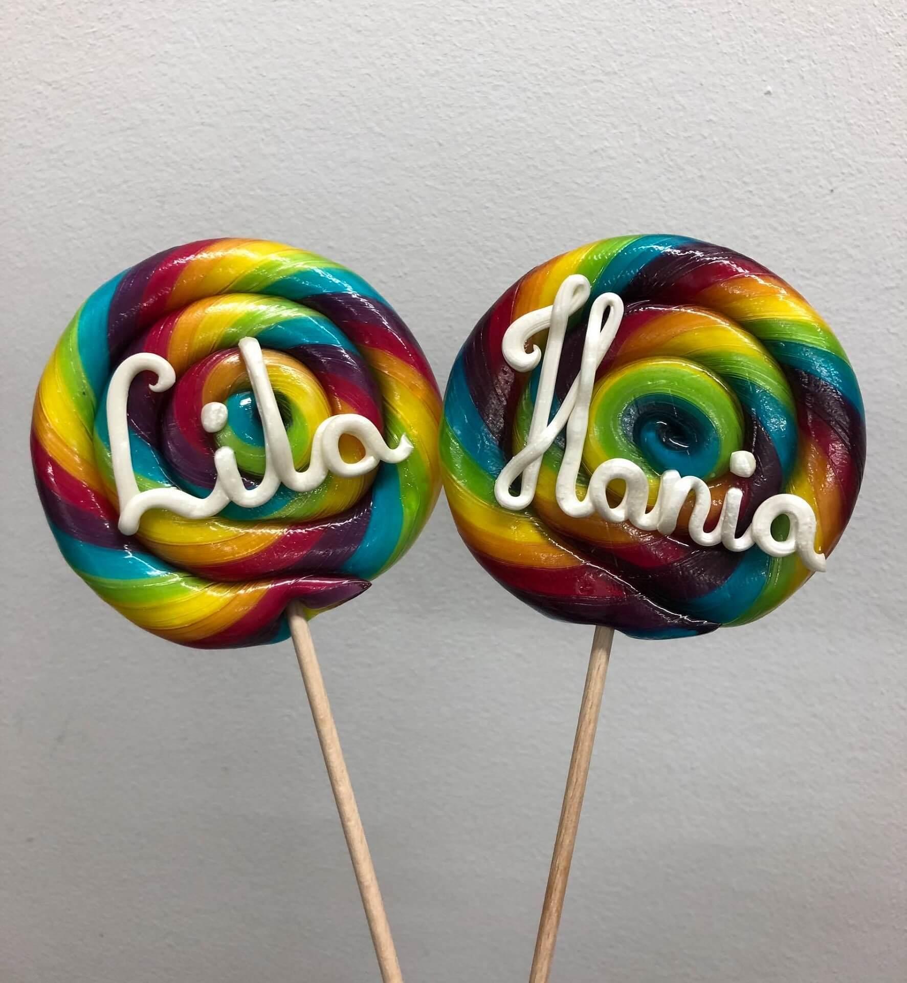 Ręcznie robione słodycze dla dzieci
