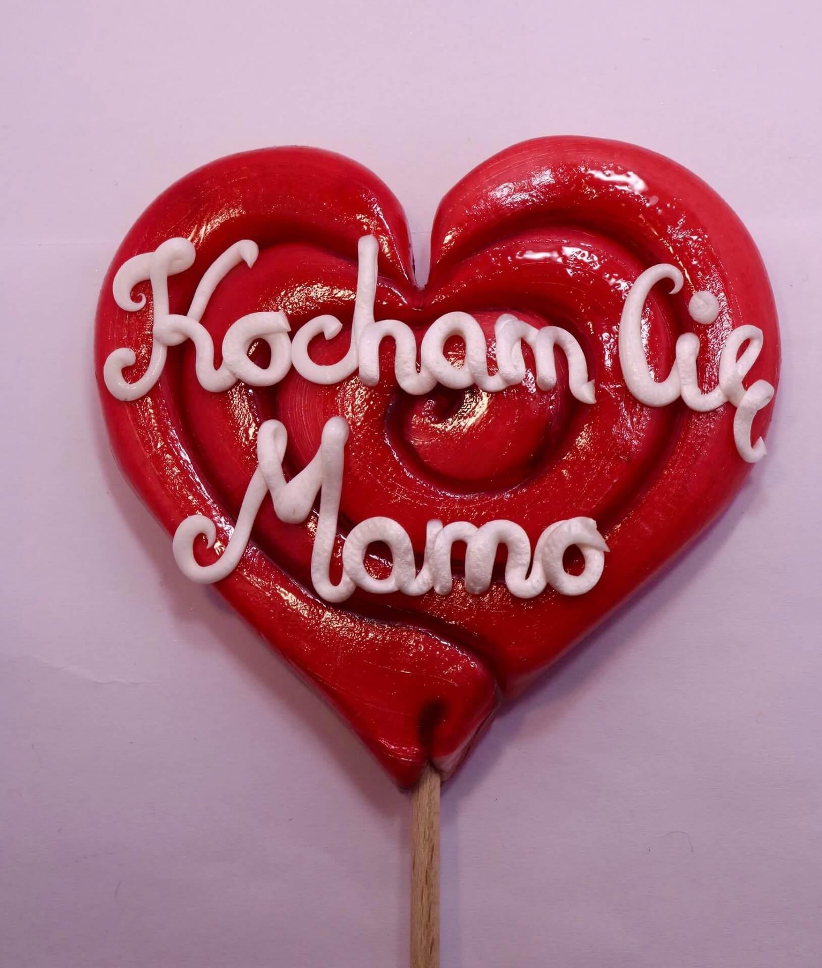 Słodkości na Dzień Matki